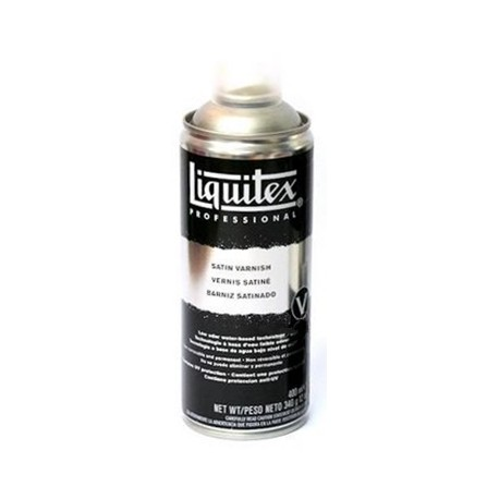 SPRAY LIQUITEX VERNICE FINALE SATINATA 400ML PER DIPINTI
