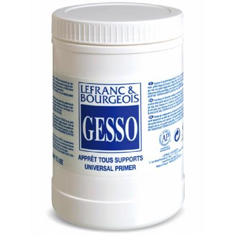 GESSO PRIMER PER ARTISTI LEFRANC 0,5LT