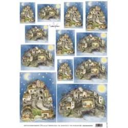 CARTA DI RISO DECOMANIA SERIE 35X50 5165