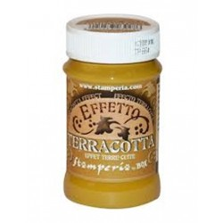 EFFETTO TERRACOTTA OCRA 100 ml STAMPERIA