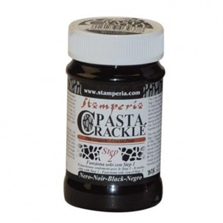 PASTA CRACKLE' NERO STEP 2 100 ml