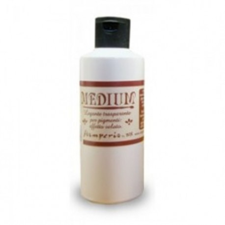 MEDIUM BIANCO PER PIGMENTI IN POLVERE 200 ml