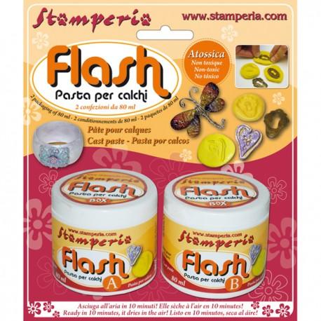 PASTA FLASH PASTA PER CALCHI 80 ml BICOMPONENTE
