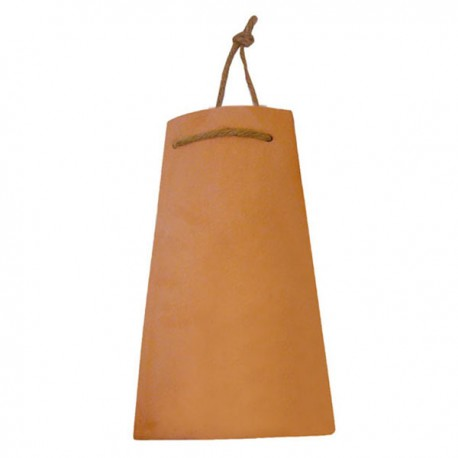 TEGOLA MEDIA 12.3 H20  IN TERRACOTTA DA DECORARE