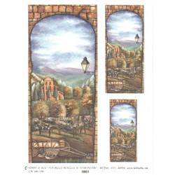 CARTA PER DECOUPAGE CARTA DI RISO 31X42 CAL200/196
