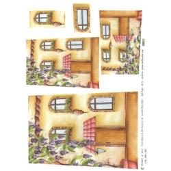 CARTA PER DECOUPAGE CARTA DI RISO 31X42 CAL200/202
