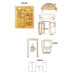KIT PER TEGOLA DECOUPAGE