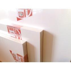 TELE MISURA 50X60 GALLERY 45 PIERACCINI PITTURA TELAIO TELATO GRANA FINE