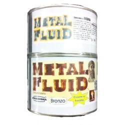 METALFLUID 1KG BRONZO