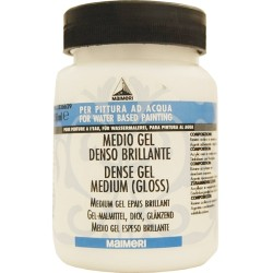 MEDIO GEL DENSO BRILLANTE 250ML MAIMERI TRANSFER GEL