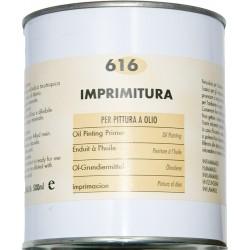 IMPRIMITURA 616 MAIMERI 500ML PER PITTURA OLIO