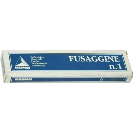 CARBONCINO ASTUCCI 5 PZ FUSAGGINE