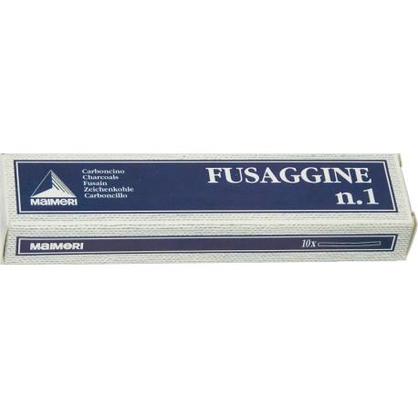 CARBONCINO ASTUCCI 10 PZ FUSAGGINE
