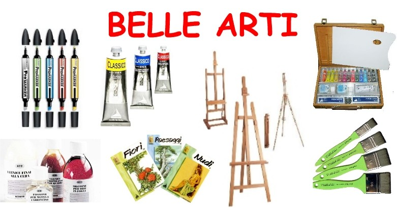 CATEGORIA BELLE ARTI